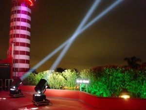 canhão de luz Sky walker